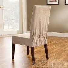 Чехол на стул с резинкой на спинке hand made chair covers upholstery and decoration