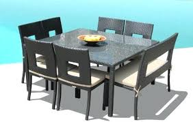 outdoor dining sets for 8. Outdoor Dining Sets For 8 Appealing Patio Exclusive  Design Square Table All Room On Sale Outdoor Dining Sets For H