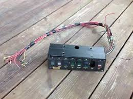 painless wiring 50202 8 switch panel used needs one switch save Race Car Wiring Setup at Painless Wiring Drag Car