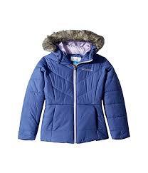 Columbia Winter Jacket Size Chart Columbia Kids Katelyn Cresttm Jacket Little Kids Big Kids