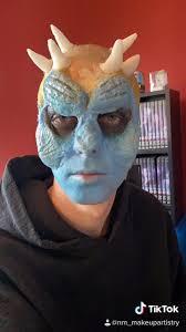 Throwing back to my final Halloween look... - Nadia Morton Makeup Artistry