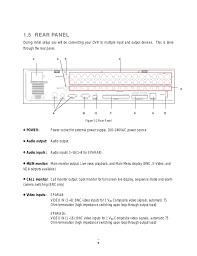 paragon rear camera wire diagram paragon automotive wiring diagrams