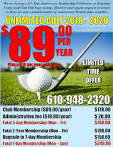 Southeastern Pennsylvania golf membership deal Pickering Valley ...