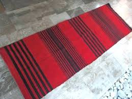 red floor runner red rug runner attractive red kitchen runner rug ideas to try about runners