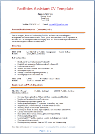 cv template care assistant   resume examples for hotel and    cv template care assistant care assistant cv template career advice expert facilities assistant cv template tips