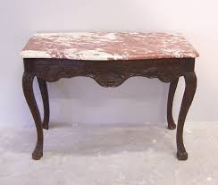 Perfect Antique Sofa Table For Sale C French Regence Console With Marble Top Decorating Ideas
