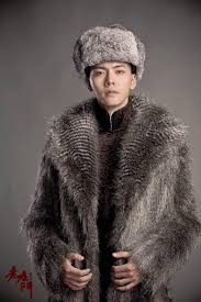 2018 autumn and winter new men s faux fur coat old nine door chen weiyi with the