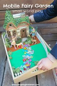 Small Picture How to make a small world mobile fairy garden for indoor and