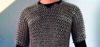 Chainmail Shirt Pattern