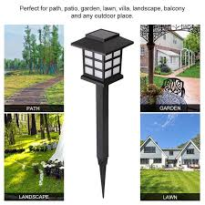 oobest flash solar outdoor led