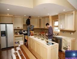 kitchen lighting recessed lights in kitchen square chrome coastal s clear countertops islands flooring backsplash