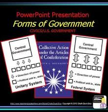 Government Comparison Chart Forms Of Government Lecture Power Point Comparison Chart
