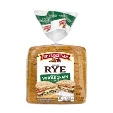 Whole Grain Rye Bread Pepperidge Farm