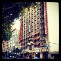 The cecil was built in 1924 by hotelier william banks hanner. Cecil Hotel Now Closed Hotel In Los Angeles