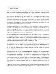 an essay on examination essay exams unsw current students