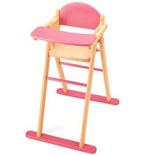 doll high chair wooden dolls target