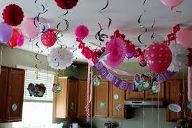 25 easy home decor birthday simple birthday decoration ideas at