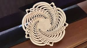 cant stop making bowls scroll saw project new fretwork bowl pattern