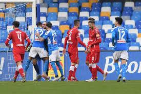 Coppa Italia Napoli-Perugia 2-0, il tabellino - Corriere ...