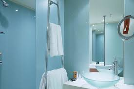 blue bathroom paint. 35 outstanding paint colors for bathrooms walls: le meridien vienna bathroom with the best blue 6