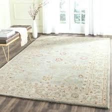 11x16 rug handmade antiquity blue grey beige wool rug 11 x 16 outdoor rug oriental rugs