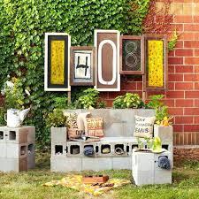 cinderblock furniture. Creative Ways To Use Cinder Blocks Tip Junkie Block Furniture Indoor Cinderblock