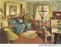 1940s Bedroom Ideas