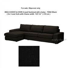 ikea kivik 4 seat sectional sofa