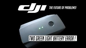 Mavic Pro Battery Lights Meaning Dji Mavic Battery Issue Fixed