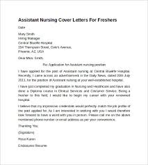 10 Sample Nursing Cover Letter Examples To Download Sample Templates