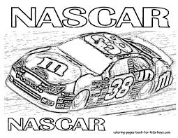 Drawn race car coloring page - Pencil and in color drawn race car ...