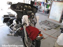 i replaced my harley davidson advanced sound system a state biketronics harley davidson sony stereo system on motorcycle 3