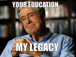NPR Examines Charles Koch's Influence at Florida State University ... via Relatably.com
