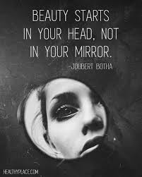 Quotes About Mirrors And Beauty Best Of Eating Disorder Resources Information Support Pinterest