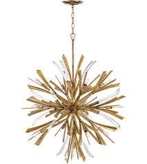 fredrick ramond fr40905bng vida 13 light 36 inch burnished gold chandelier ceiling light single tier