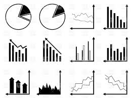 Infographic Elements Bars Pie Charts And Graphs Vector