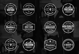 Vintage Logo Vector 15 Free Vintage Logo Badge Template Collections