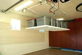hanging garage shelves overhead garage storage plans garage door overhead garage storage diy overhead garage storage