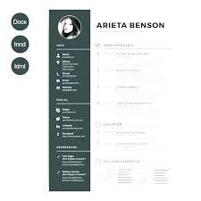 Creative Resume Template Download Free Unique Resume Templates Free