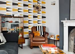 Small Picture Modern Living Room Wallpaper Ideas Home Design Ideas