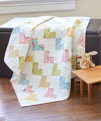75 best Baby Quilt Patterns & Projects images on Pinterest | Bebe ... & Something sweet for your week—today& Free Quilt Pattern Friday is  Sweethearts, an excellent quilt for a new baby. Show your love, handmade  style! Adamdwight.com