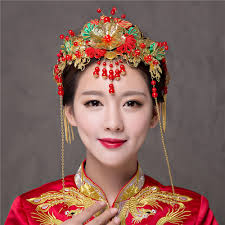 Chinese Woman Hair Style online buy wholesale bridal long hair styles from china bridal 1893 by wearticles.com