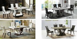 alicante italian marble round dining set view larger