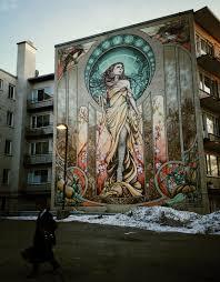 montreal streetart notre dame de grace