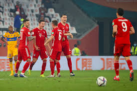 Последние твиты от fc bayern english(@fcbayernen). Bayern Munich Win Club World Cup As Benjamin Pavard Strike Seals Win Over Tigres Evening Standard