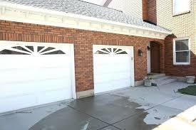 painting wood garage door how to paint your wood garage door with paint grade wood garage painting wood garage door