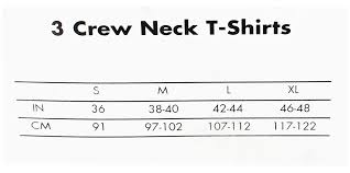 Calvin Klein Mens Size Chart Details About Calvin Klein 3 Pack Slim Fit 100 Cotton Mens V Neck Or Crew Neck Undershirts