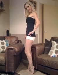 Mature british escort blonde