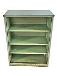 metal bookcase industrial industrial metal bookcase with glass doors