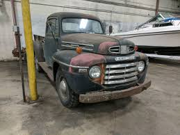 1950 Mercury M-68 Pickup Truck Ford F3 for sale: photos, technical ...